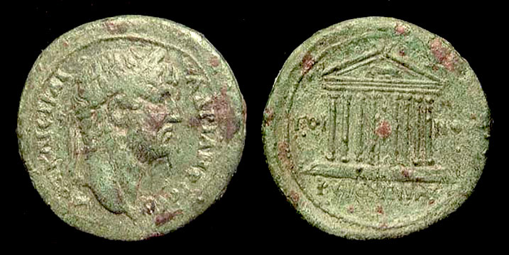 Ancient Roman Coins - Coins of The 2nd Century Caesars