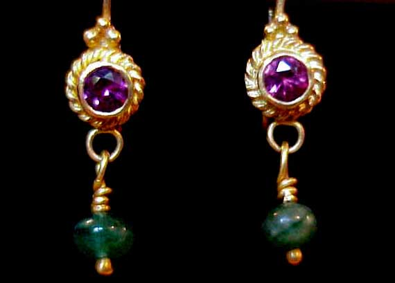Ancient Jewelry Reproductions - Handcrafted by Iris Nevins - Edgar L